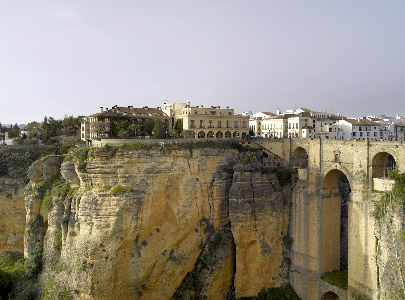 uncovering ronda s must see sites paradores de turismo. Black Bedroom Furniture Sets. Home Design Ideas
