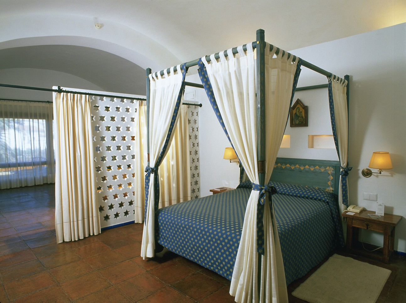 Superior room at Parador de Ceuta